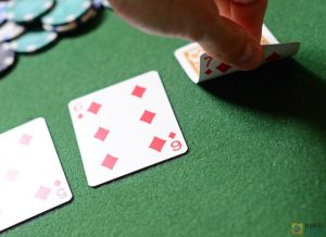 Reverse Texas Holdem