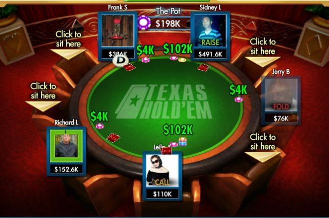 Online Play Poker